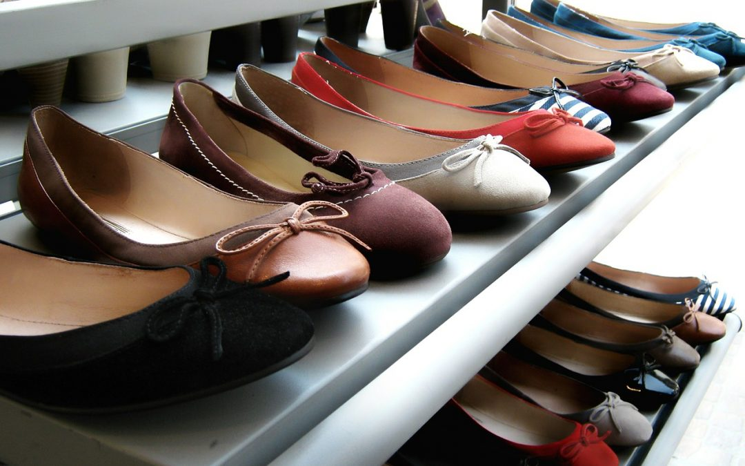 Bien choisir ses chaussures d'été