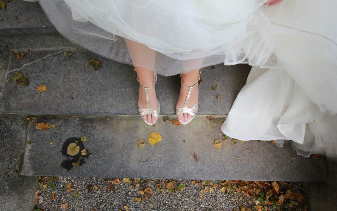Les bonnes façons de choisir ses chaussures de mariage