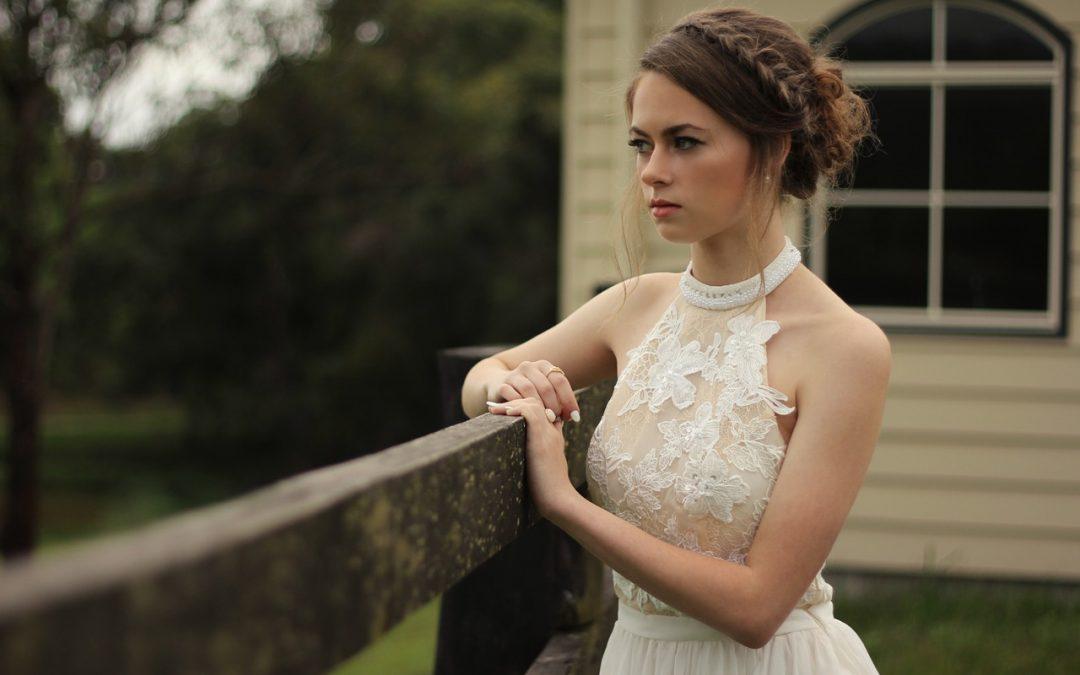 Tout savoir sur les tissus d'une robe de mariée