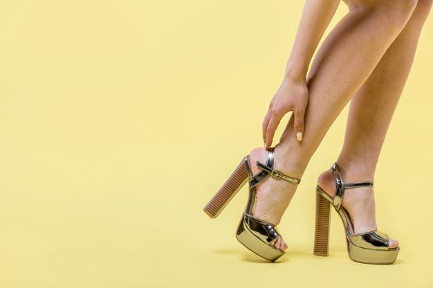 Trouver les chaussures adaptées à vos pieds