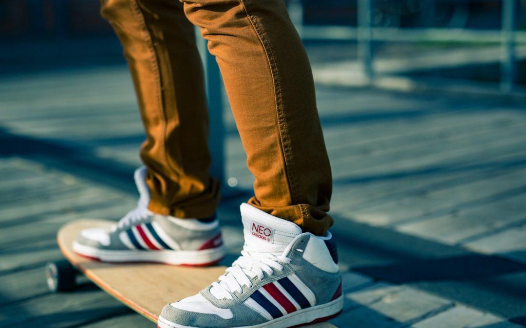 Les 5 tendances chaussures pour hommes de l'année 2020