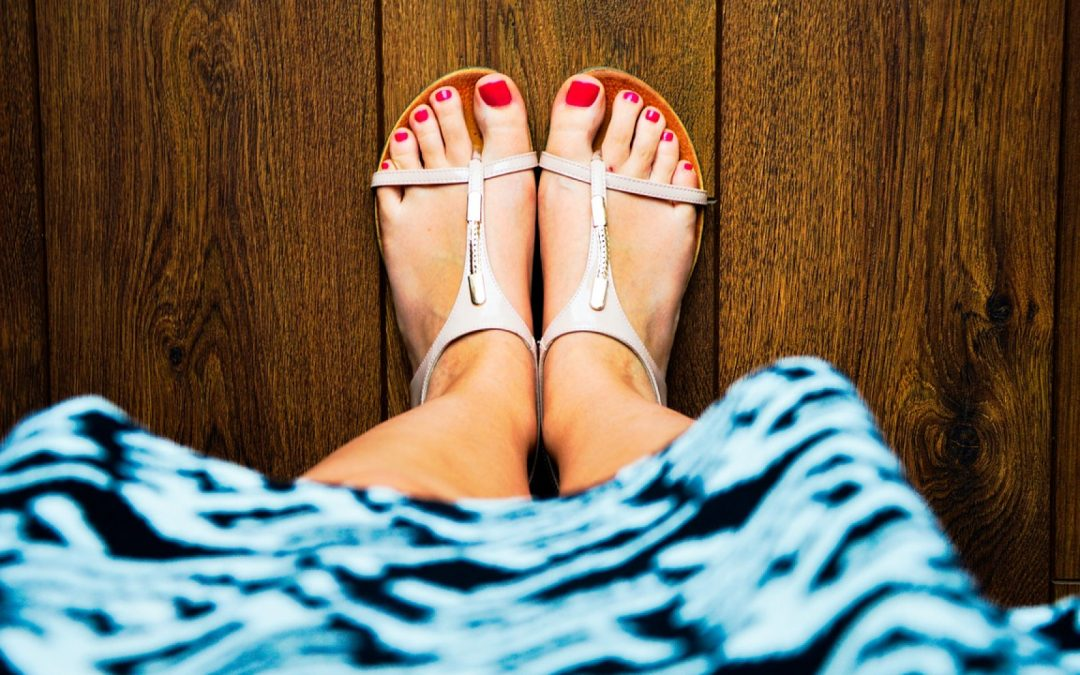 Comment choisir des sandales pour femme ?